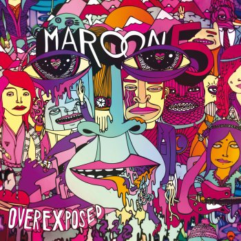 Payphone by Maroon 5 feat. Wiz Khalifa - cover art