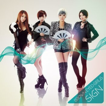 SIGN (Korean version) by Brown Eyed Girls - cover art