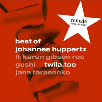 Testi Best of Johannes Huppertz (Female Vocal Tracks)