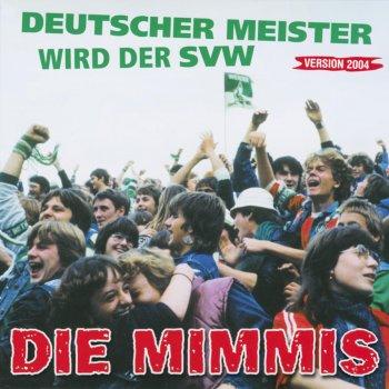 Testi Deutscher Meister wird der SVW