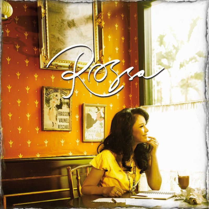 Rossa - Terlanjur Cinta Lyrics