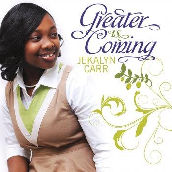 Greater Is Coming lyrics – album cover