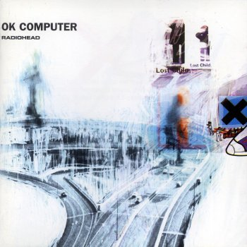 Paranoid Android lyrics – album cover