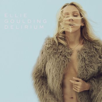 On My Mind by Ellie Goulding - cover art