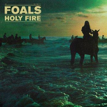 Inhaler (Tom Vek's Wheezemix) by Foals - cover art