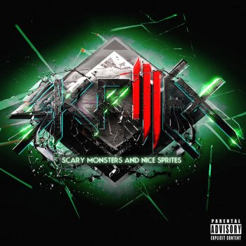 Scary Monsters and Nice Sprites by Skrillex - cover art