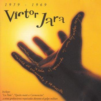 Testi Victor Jara 1959-1969