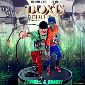 Mucha Sultura by Jowell & Randy feat. Daddy Yankee - cover art