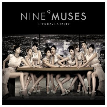 No Playboy by 9MUSES - cover art