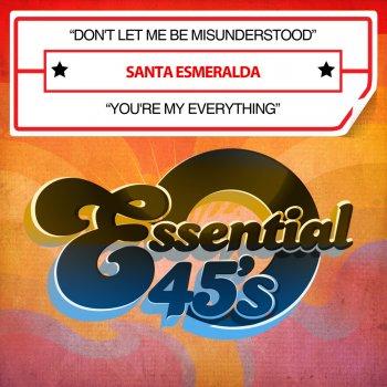Testi Don't Let Me Be Misunderstood / You're My Everything (Digital 45)