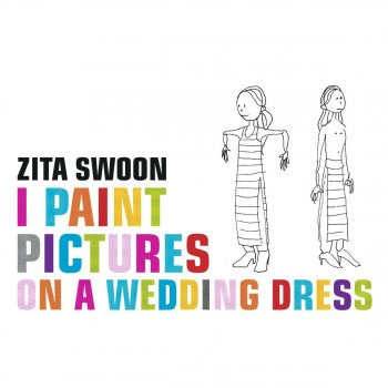 Testi I Paint Pictures on a Wedding Dress