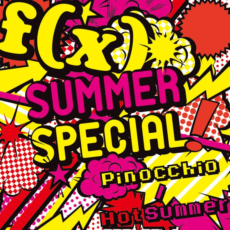 Lyric pinocchio lyrics : f(x) - Hot Summer(Japanese Ver.) Lyrics | Musixmatch