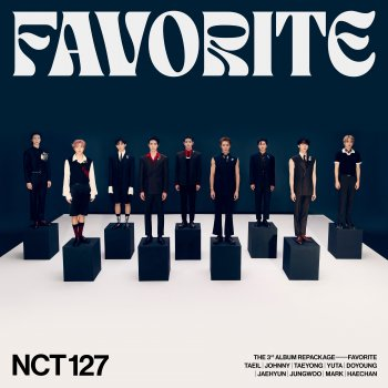 Testi Favorite - The 3rd Album Repackage