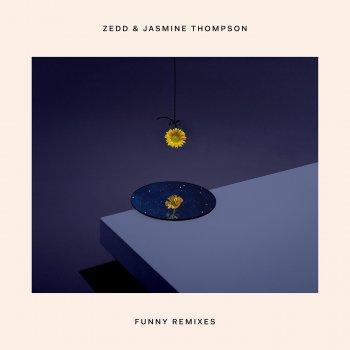 Funny - Breathe Carolina Remix lyrics – album cover