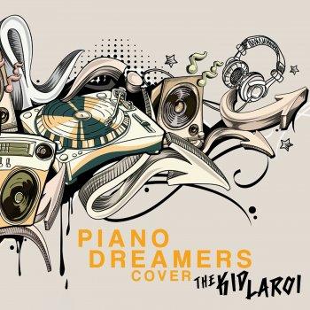 Testi Piano Dreamers Cover The Kid Laroi (Instrumental)