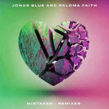 Testi Mistakes (Remixes) - Single