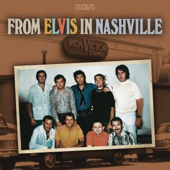 From Elvis In Nashville - cover art