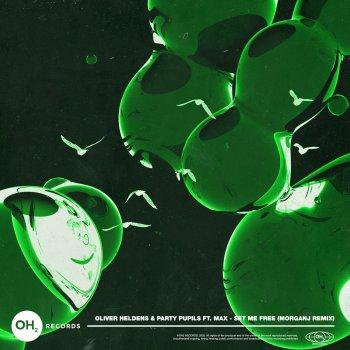 Testi Set Me Free (feat. MAX) [MorganJ Remix] - Single