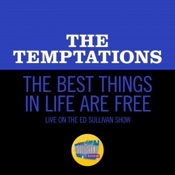 Testi The Best Things In Life Are Free (Live On The Ed Sullivan Show, February 2, 1969) - Single