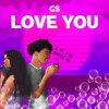 Love you lyrics – album cover