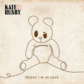 Testi Friday I'm in Love - Single