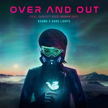 Testi Over and Out (feat. Charlott Boss) [Marnik Edit] - Single