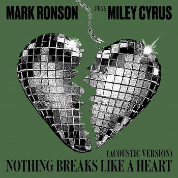 Testi Nothing Breaks Like a Heart (Acoustic Version) [feat. Miley Cyrus] - Single