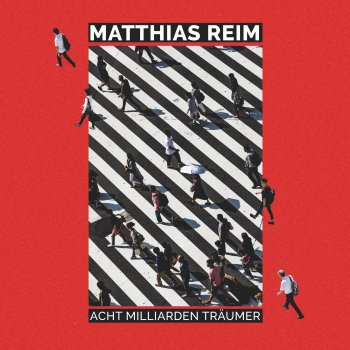 Testi Acht Milliarden Träumer - Single