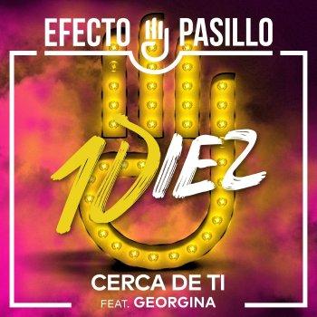 Testi Cerca de ti (feat. Georgina) - Single