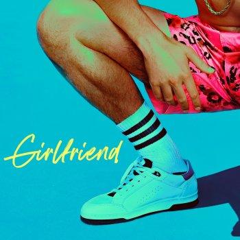 Girlfriend lyrics – album cover