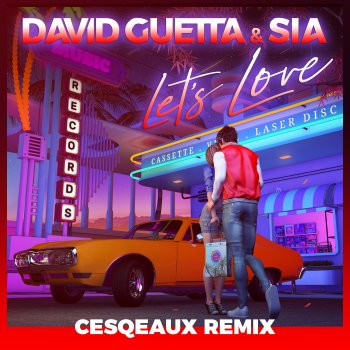 Testi Let's Love (Cesqeaux Remix) - Single