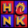 Honk The Rolling Stones - cover art