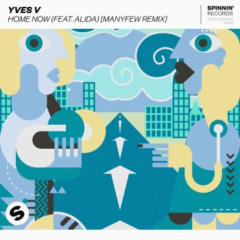 Testi Home Now (feat. Alida) [ManyFew Remix] - Single