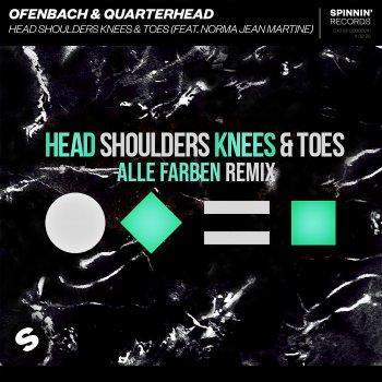 Testi Head Shoulders Knees & Toes (feat. Norma Jean Martine) [Alle Farben Remix] - Single