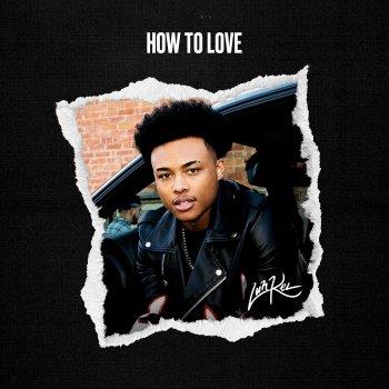 Testi How To Love - Single