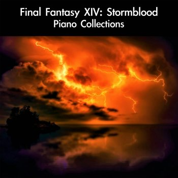 Testi Final Fantasy XIV: Stormblood Piano Collections