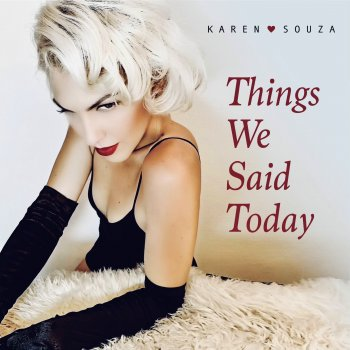 Testi Things We Said Today - Single