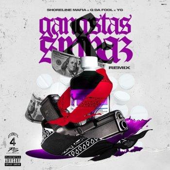 Testi Gangstas & Sippas (feat. Q Da Fool & YG) [Remix] - Single