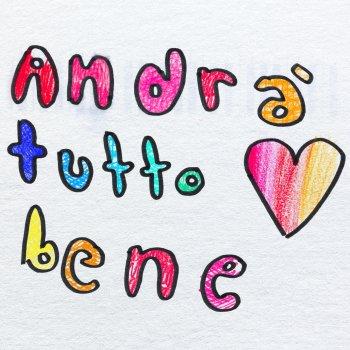 Testi Andrà Tutto Bene (feat. Tommaso Paradiso)