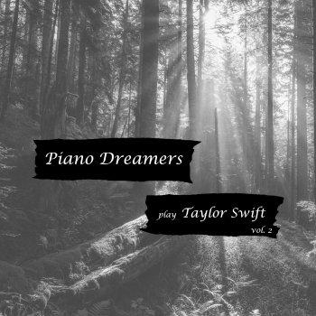 Testi Piano Dreamers Play Taylor Swift, Vol. 2 (Instrumental)