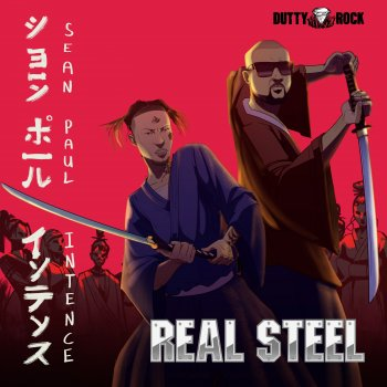 Testi Real Steel (feat. Intence) - Single