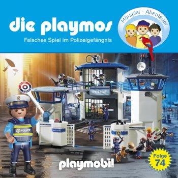 Testi Folge 74: Falsches Spiel im Polizeigefängnis (Das Original Playmobil Hörspiel)
