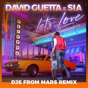 Testi Let's Love (feat. Sia) [Djs From Mars Remix] - Single