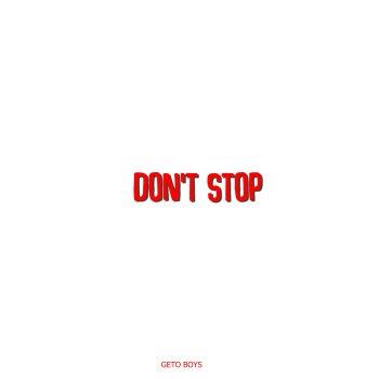 Testi Don't Stop - Single