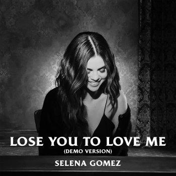 Testi Lose You To Love Me (Demo Version)