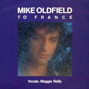 To France by Mike Oldfield - cover art
