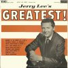 Jerry Lee's Greatest! Jerry Lee Lewis - cover art