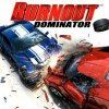 Burnout Dominator Various Artists - cover art