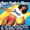 Rare Funk & Disco Various Artists - cover art