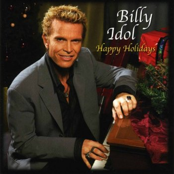 Happy Holiday by Billy Idol - cover art